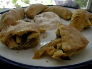 Chicken Tinga Empanadas - At Dana's Table