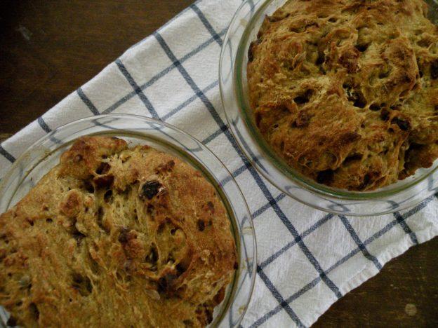 how to make multigrain bread crumbs